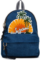 See by Chloé Sunset Denim Backpack
