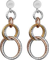 Links of London Aurora Double link earrings