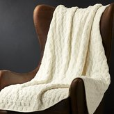 Crate & Barrel Odet Throw
