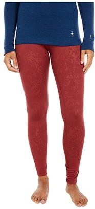 Smartwool Merino 150 Lace Base Layer Bottoms (Masala) Women's Casual Pants