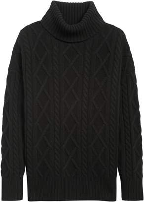 Banana Republic Cashmere Cable-Knit Sweater