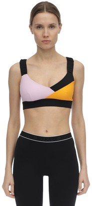 NO KA 'OI No Ka'oi Sweetie Color Block Nylon Bra