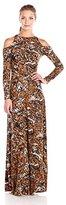 Rachel Pally Women's Romie Cold Shoulder Maxi Dress