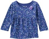 Baby Girl Jumping Beans® Rosette Babydoll Tunic