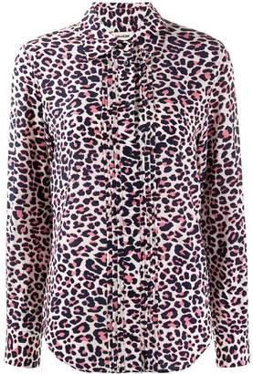 Zadig & Voltaire Zadig&Voltaire leopard print shirt