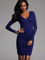 Victoria's Secret Lace V-neck Dress