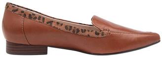 Supersoft By Diana Ferrari Latina Flat Shoes Cognac