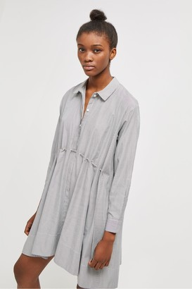 French Connection Smythson Stripe Shirt Dress