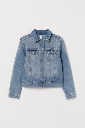 H&M Sparkly denim jacket