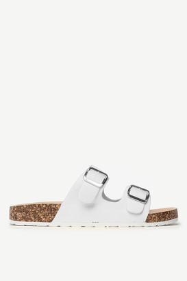 Ardene Buckle Slide Sandals
