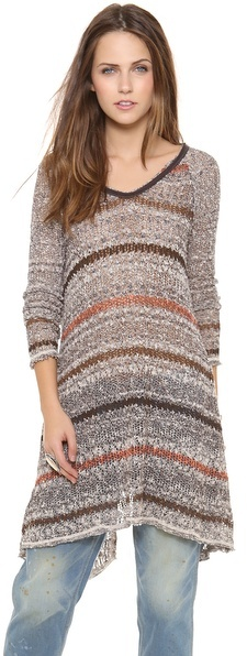 Free People Life's a Beach Tunic