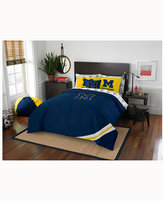 Northwest Company Michigan Wolverines Full Bed Set