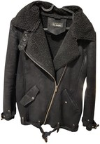 The Kooples Black Polyester Coats