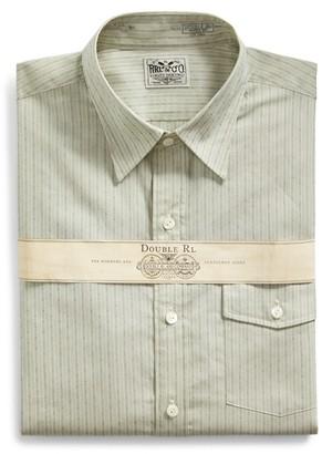 Ralph Lauren Eli Slim Fit Striped Shirt