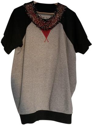 NO KA 'OI No Ka Oi Grey Cotton Knitwear for Women