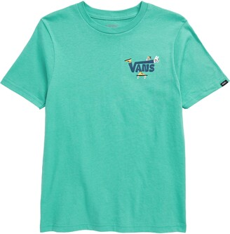 Vans Kids' Peace Out Graphic Tee