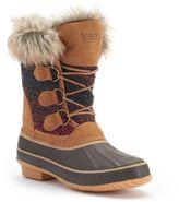 totes Lynn Women's Winter Duck Boots
