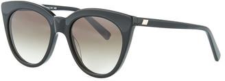 Le Specs Luxe Supermoon Cat-Eye Sunglasses
