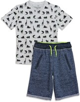 Sovereign Code Boys' Langley + Culver Tee & Shorts Set