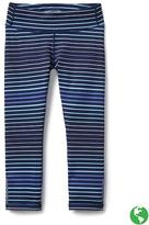 Athleta Girl Ombre Stripe Chit Chat Capri
