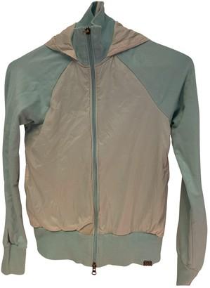 adidas Green Cotton Jackets