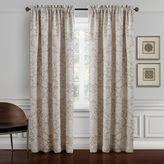 Croscill Bernadette 50-Inch Tailored Window Panel in Beige