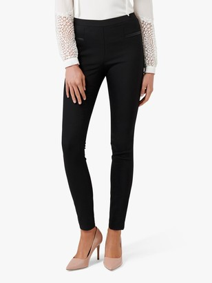 Forever New Stephanie Trousers, Black