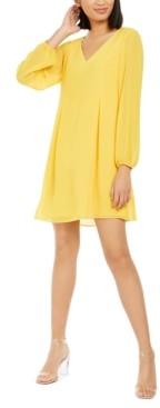 INC International Concepts Inc Bow-Back Chiffon Dress, Created for Macy's