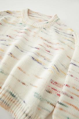 Urban Outfitters Confetti Crew Neck Sweater