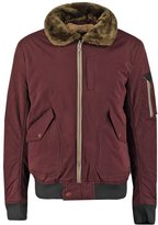 Pepe Jeans Barnes Winter Jacket 299burgundy