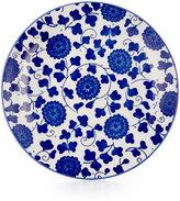 Certified International Chelsea Collection Porcelain Poppy Dessert Plate