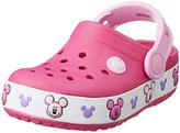 Crocs Lights Mickey K Clog (Toddler/Little Kid)