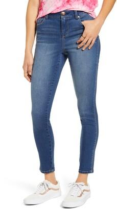 1822 Denim RE:Denim High Waist Ankle Skinny Jeans