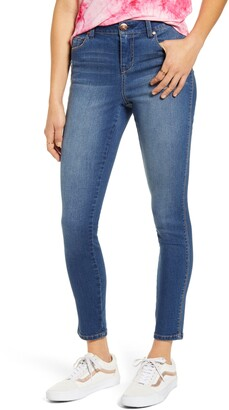 1822 Denim RE:Denim High Waist Ankle Skinny Jeans