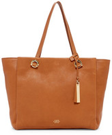 Vince Camuto Livia Leather Tote