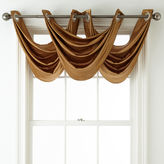Royal Velvet Hilton Grommet-Top Waterfall Valance