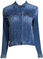 Frame Vintage Style Denim Jacket