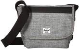 Herschel Grade Mini (Black) Messenger Bags
