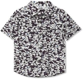 M&Co Floral print shirt (3yrs-12yrs)