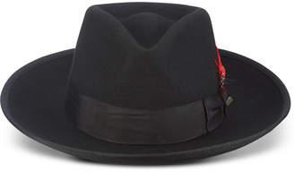 Dorfman Pacific Men Wool Zoot Hat