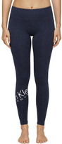 Calvin Klein Wrap Around Logo Crop Legging