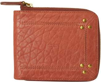 Jerome Dreyfuss Denis leather wallet