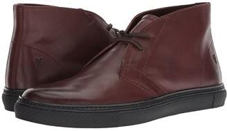 Frye Essex Chukka (Brown Vintage Veg Tan) Men's Lace-up Boots