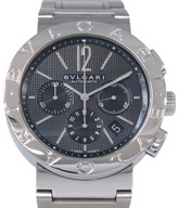 Bulgari Stainless Steel Automatic 42mm Mens Watch