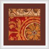 PTM Images 1-29268 Abstract Figure, 35.56x35.56 Wall Art