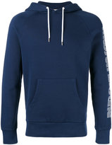 MAISON KITSUNÉ printed hoodie - men - Cotton - S