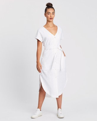 Nude Lucy Marley Midi Dress