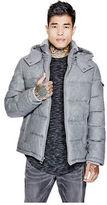 GUESS Men's Breysen Puffer Jacket