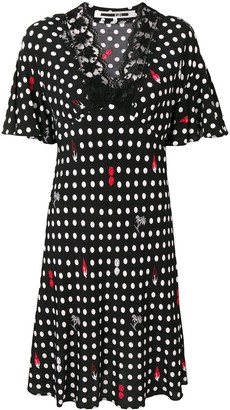 McQ Polka Dot Dress