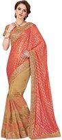 Simaaya Fashions Pvt Ltd Indian Ethnic Brasso and Net Bridal & Wedding Saree